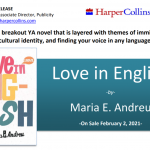 love in english press release